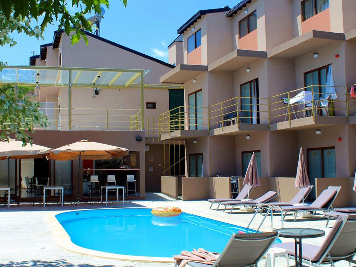 Hotel Palladium, Sithonia