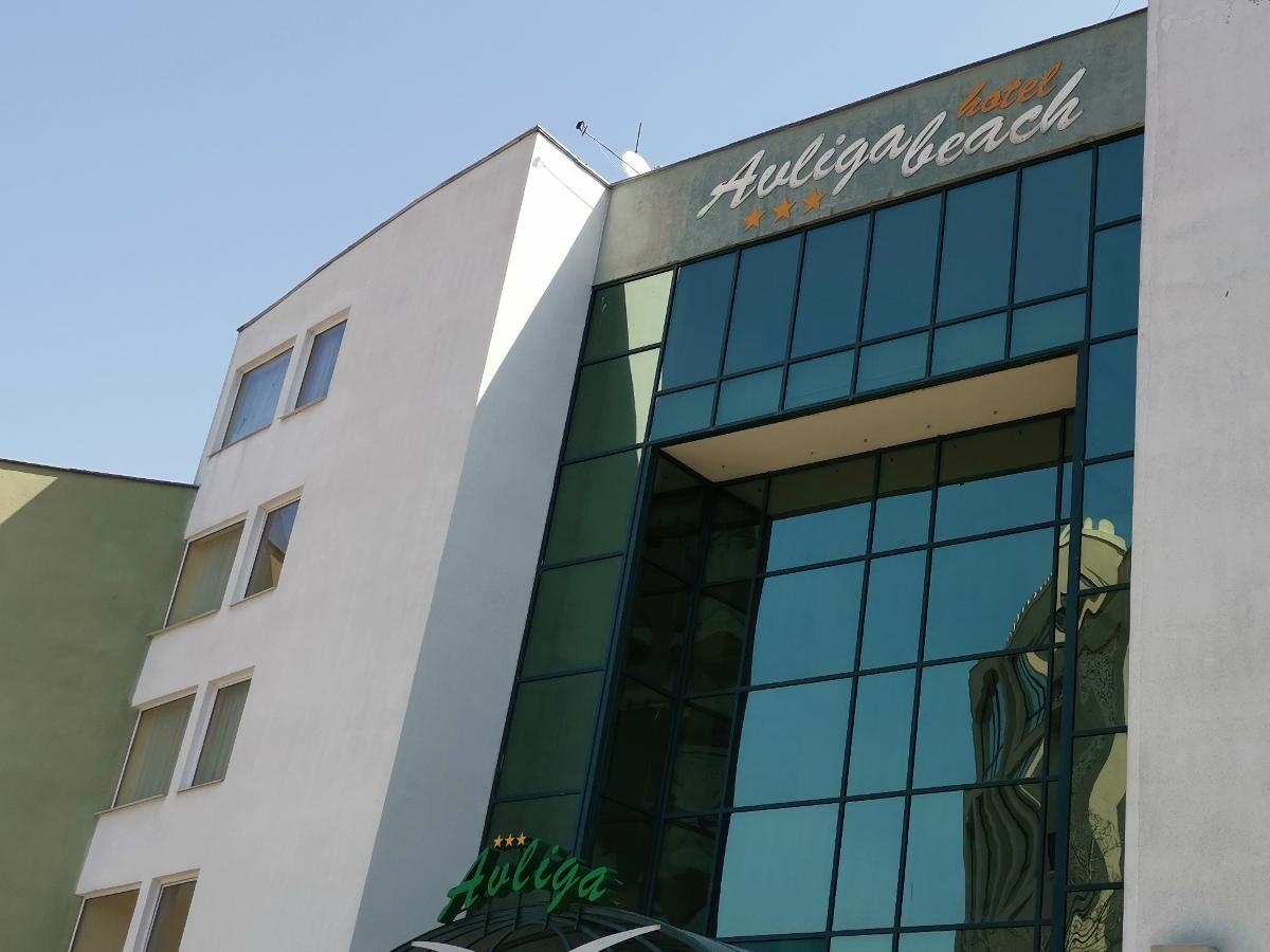 Хотел Авлига бийч, Слънчев бряг