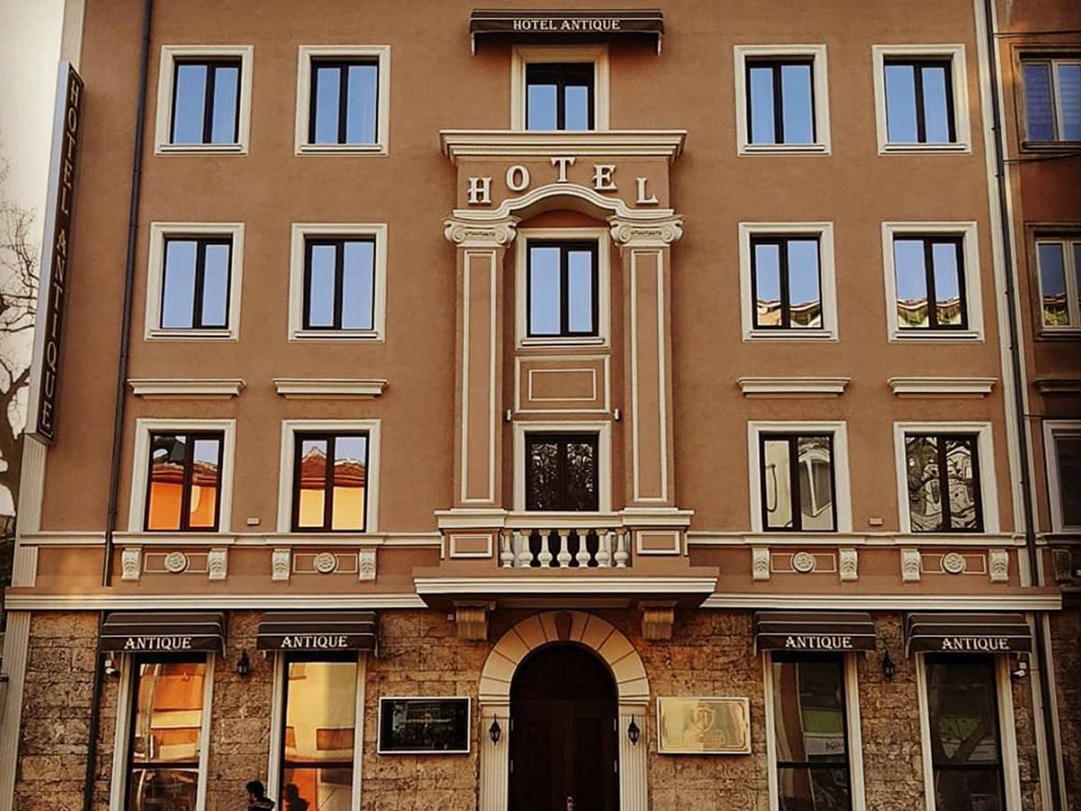 Ξενοδοχείο Αντίκες, Plovdiv