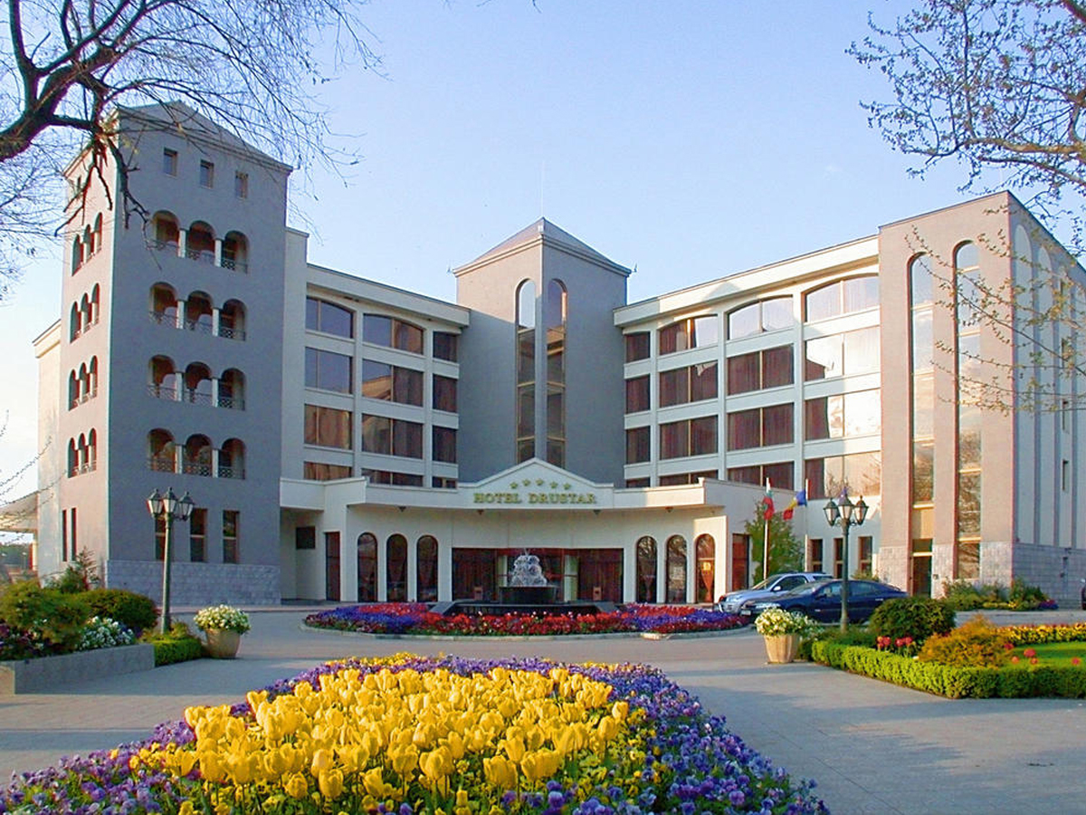 Ξενοδοχείο Druster, Silistra