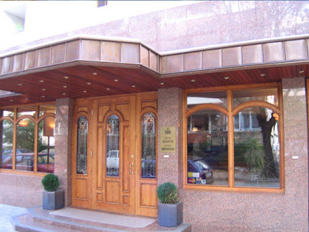 Γενεύη Ξενοδοχείο Σόφια