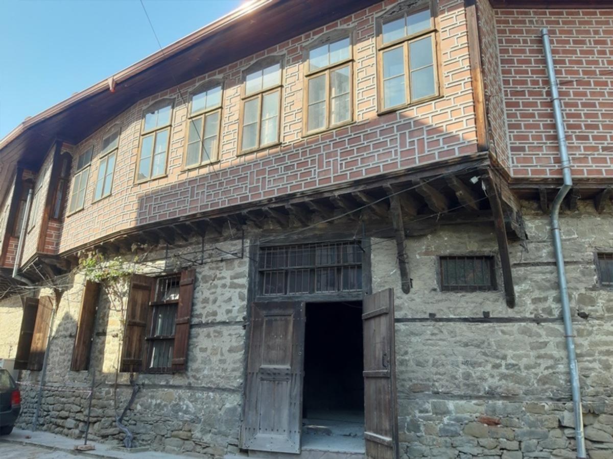 Бейската къща, Велико Търново